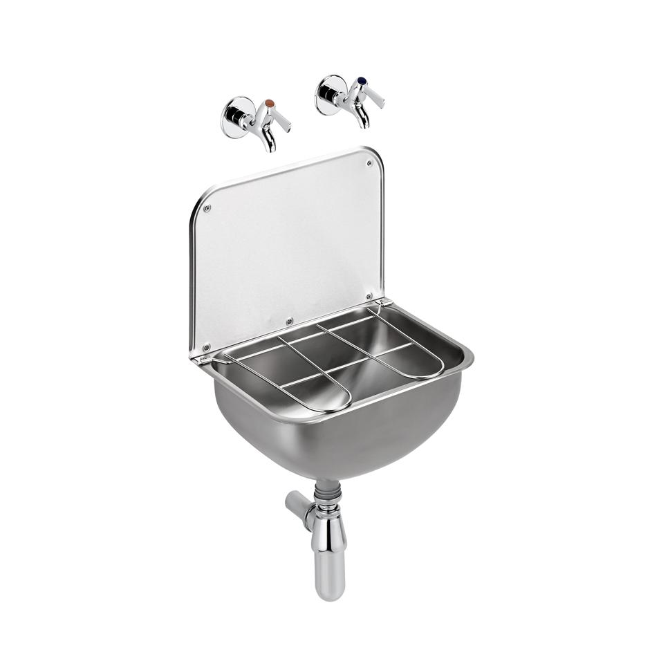 angus stainless steel general purpose cleaner 39 s sink commercial sinks bluebook idealspec. Black Bedroom Furniture Sets. Home Design Ideas