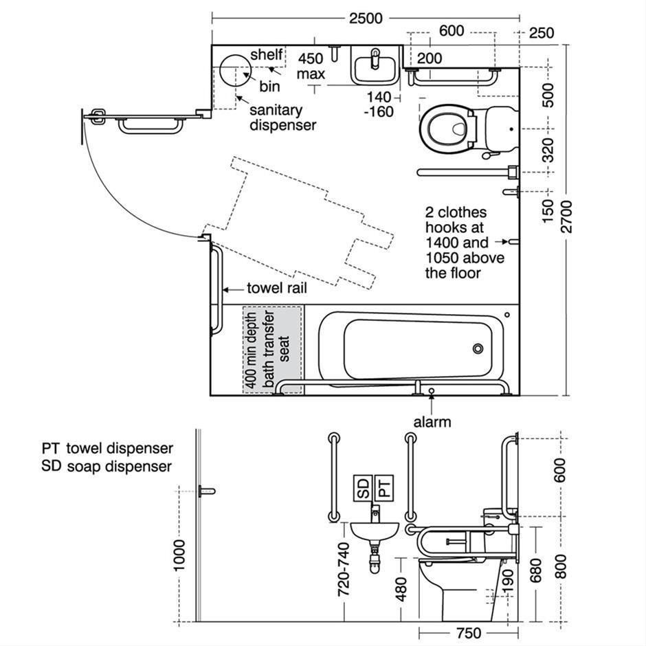Doc M Bathroom - Individual Items