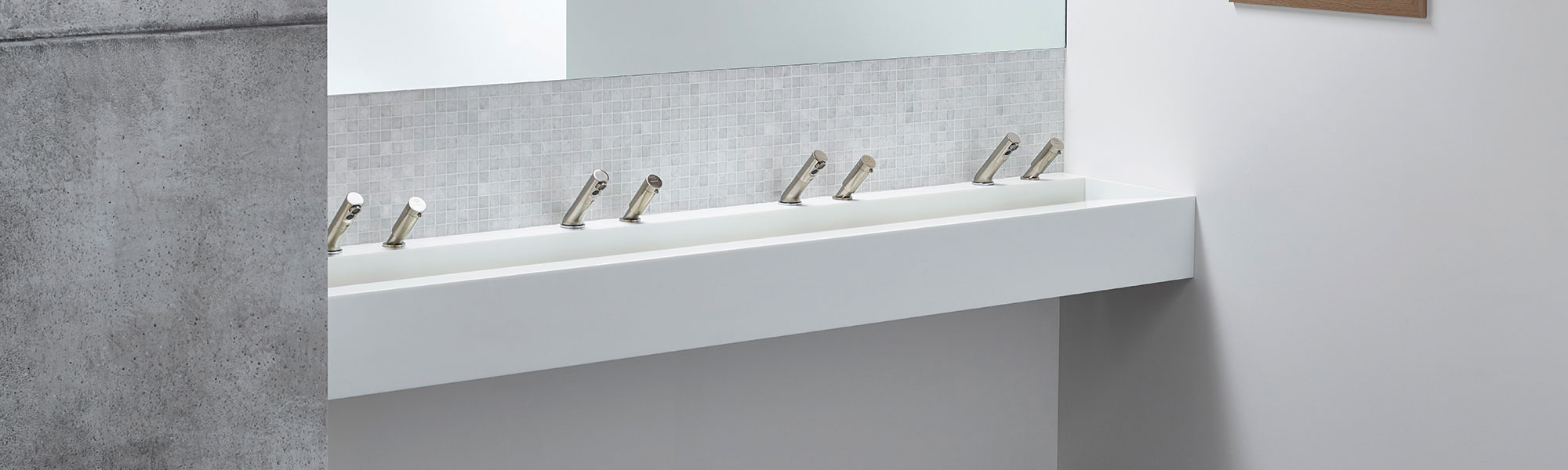 Solid Surface | Wash Troughs | Ideal Standard