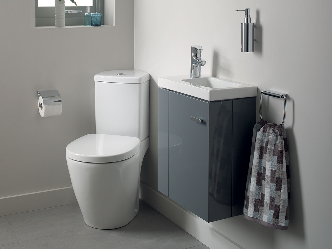 White Wall Mounted Wc Suite Wall Hung Toilets Toilets