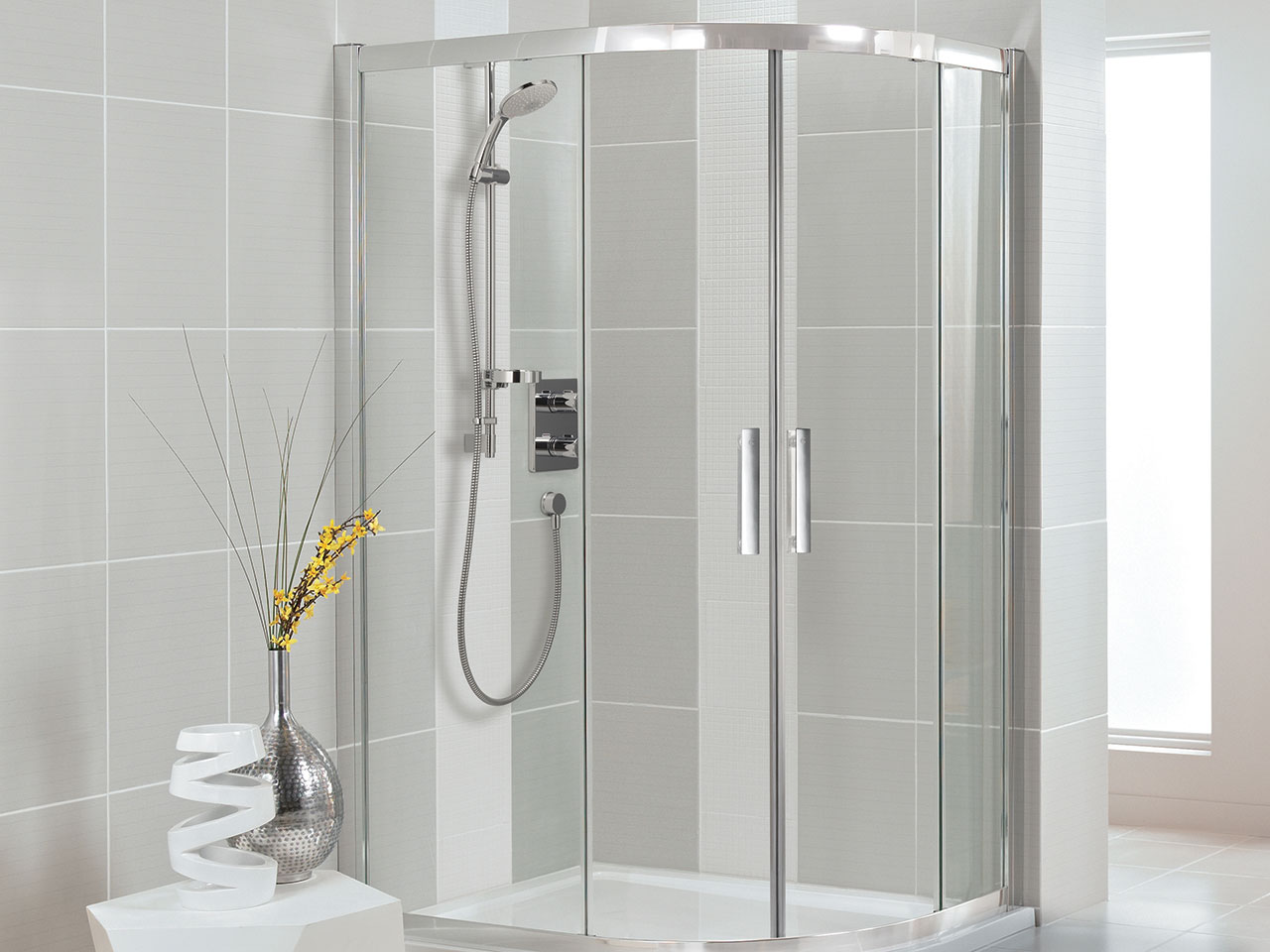 Shower Enclosures | Bluebook | IdealSpec
