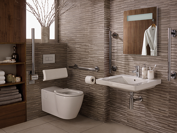 Accessible Bathrooms in the Home