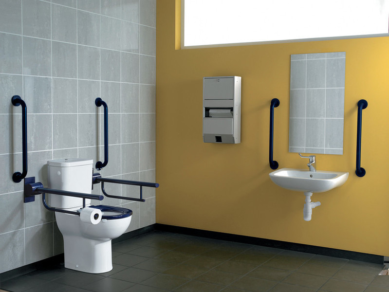 Part M Solutions - Sanitary Accommodation