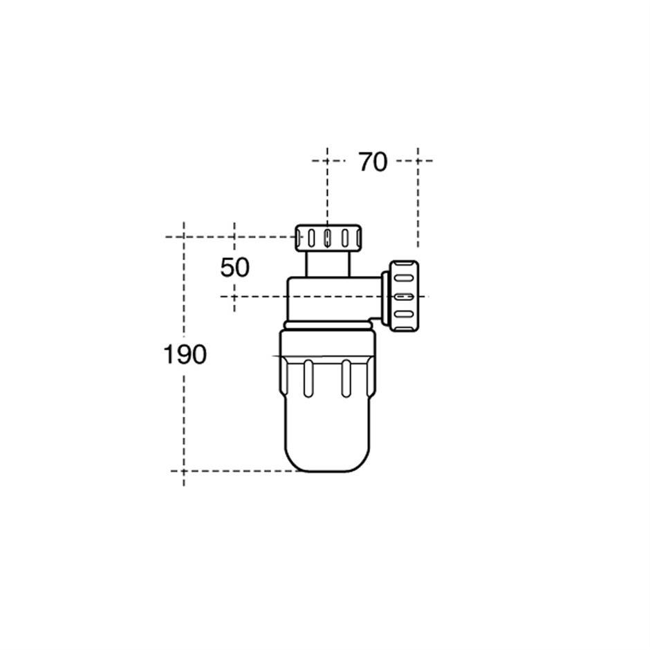 Contour 21 50/60cm Back Outlet Washbasin | Pedestal or Wall
