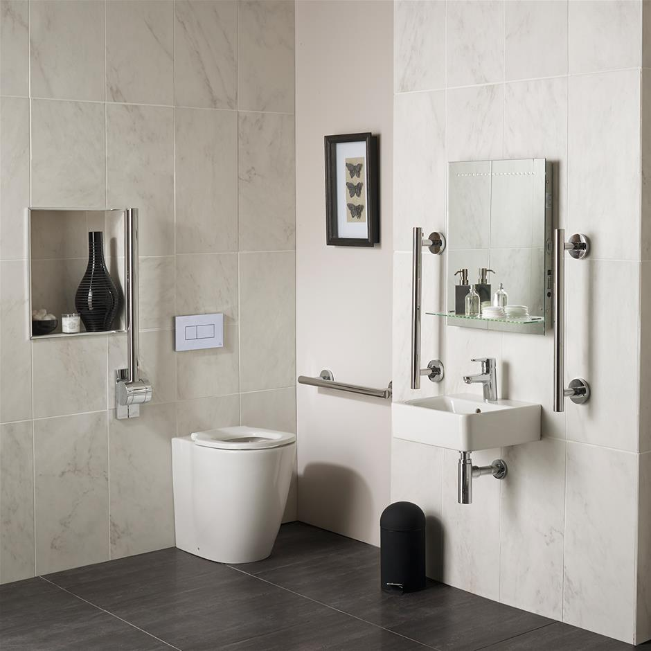 Concept Freedom Ensuite Bathroom Pack With 40cm Basin