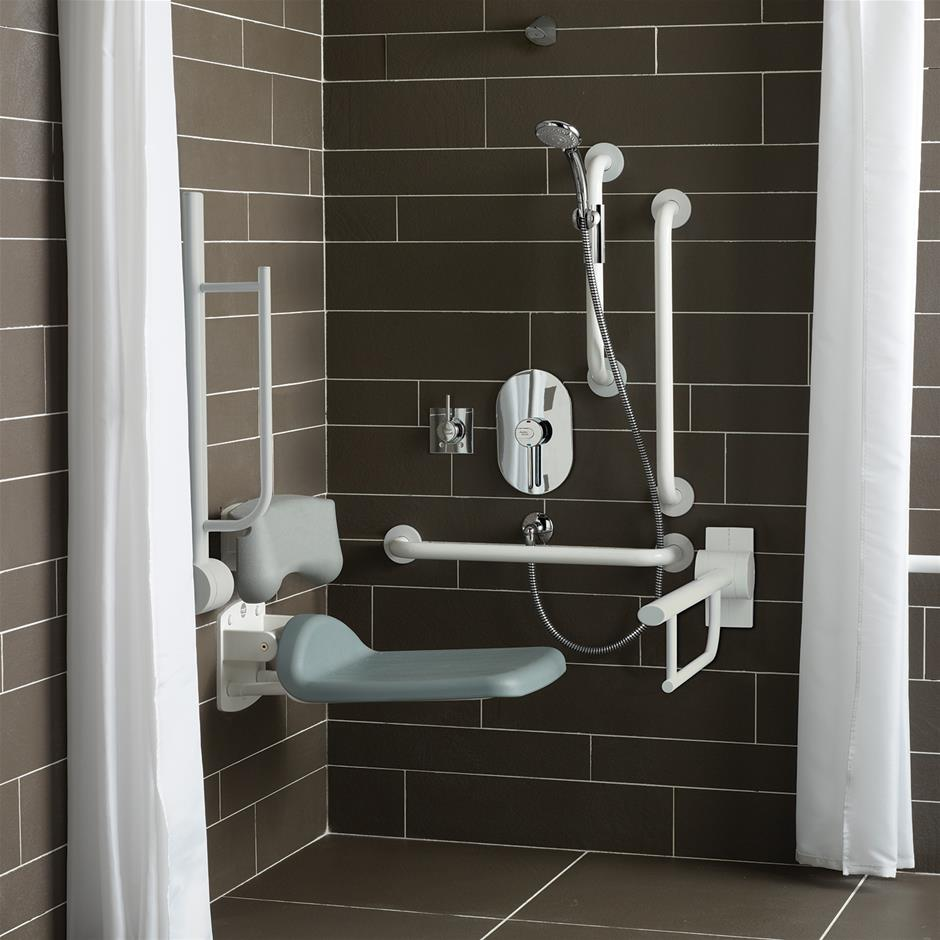Doc m shower room pack doc m shower rooms doc m packs - Disabled shower room ...