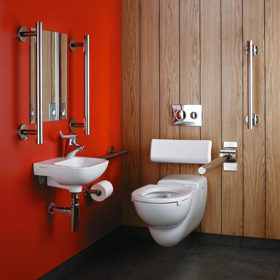 Doc M Wall Mounted Left Or Right Hand Packs   Doc M WC Rooms   Doc M ...