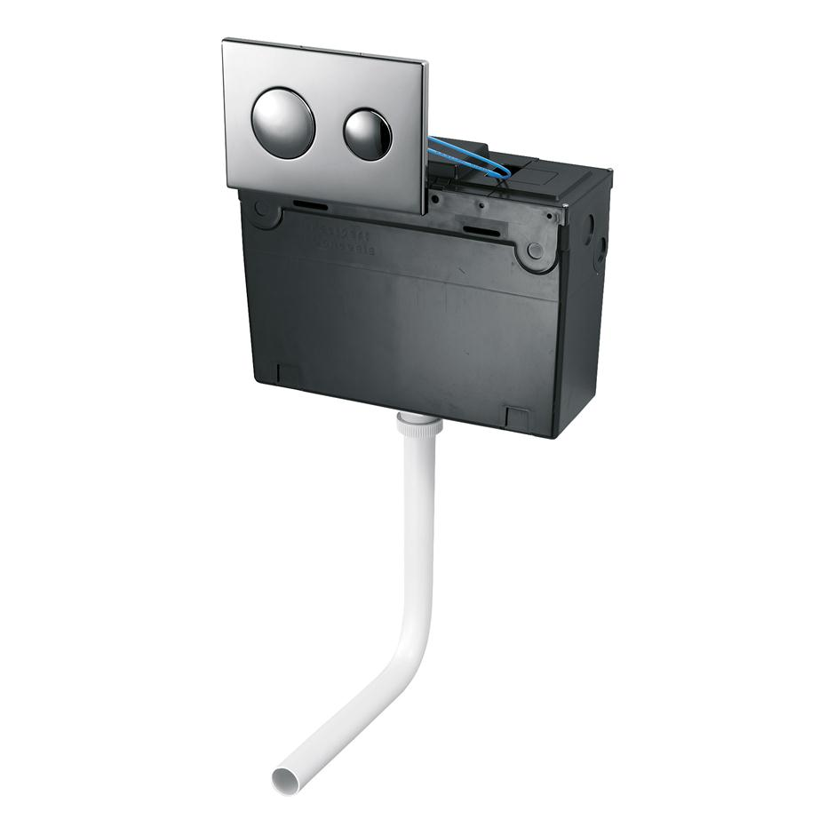 Jasper Morrison Wall Mounted WC Suite | Wall Hung Toilets | Toilets