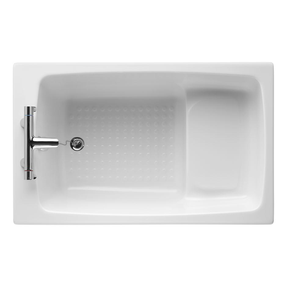 Showertub 120 x 75cm | Rectangular | Baths | Bluebook
