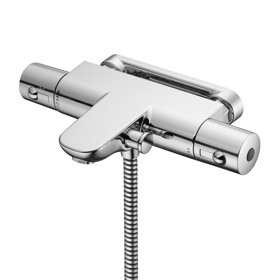 Low Pressure Thermostatic Bath Shower Mixer alto ecotherm bath shower mixers   bath shower mixers   taps   bluebook