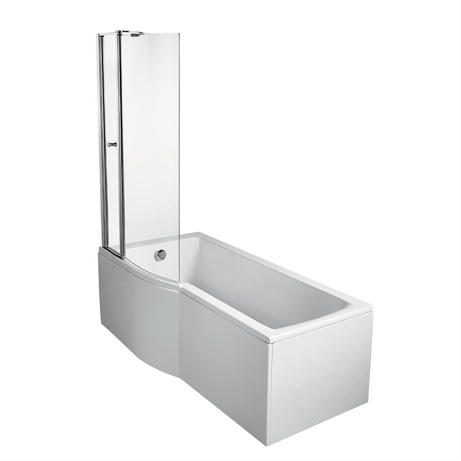 Concept Shower Bath concept air 170 x 80cm idealform plus+ shower baths | shower | baths