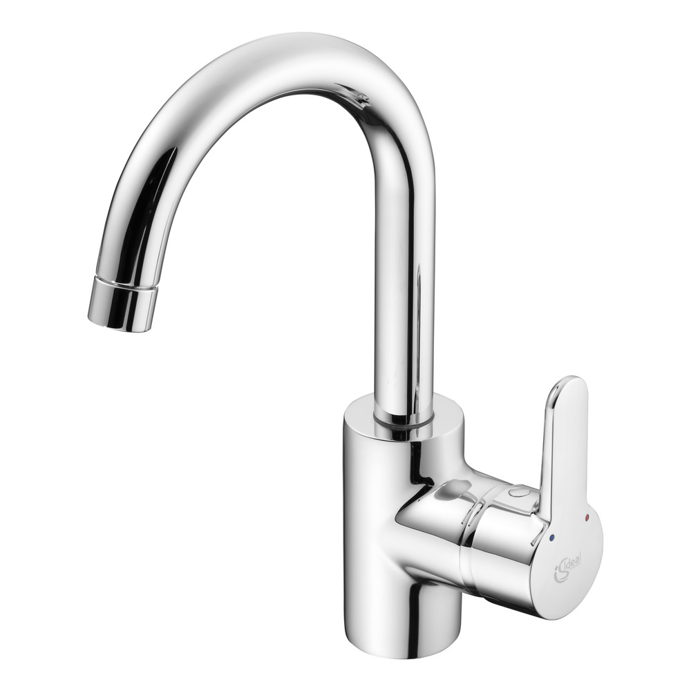 Concept Basin Mixer Tubular Spout | Basin Taps | Taps | Bluebook