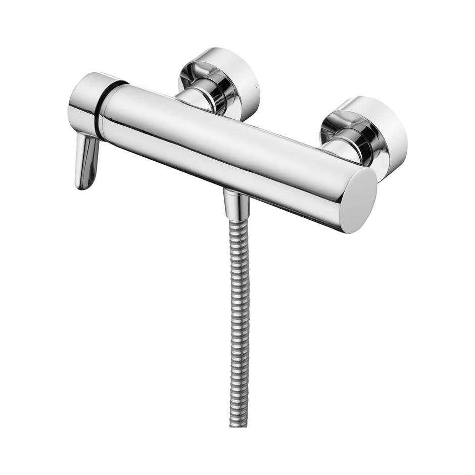 Concept Blue Single Lever Manual Exposed Shower Mixer | Mixers ...