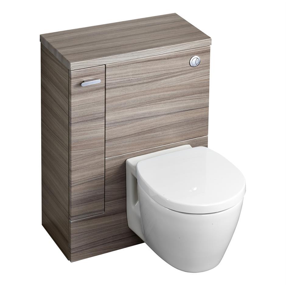White bathroom furniture freestanding - Concept Space 600mm Wc Units Wc Unit Furniture Bluebook