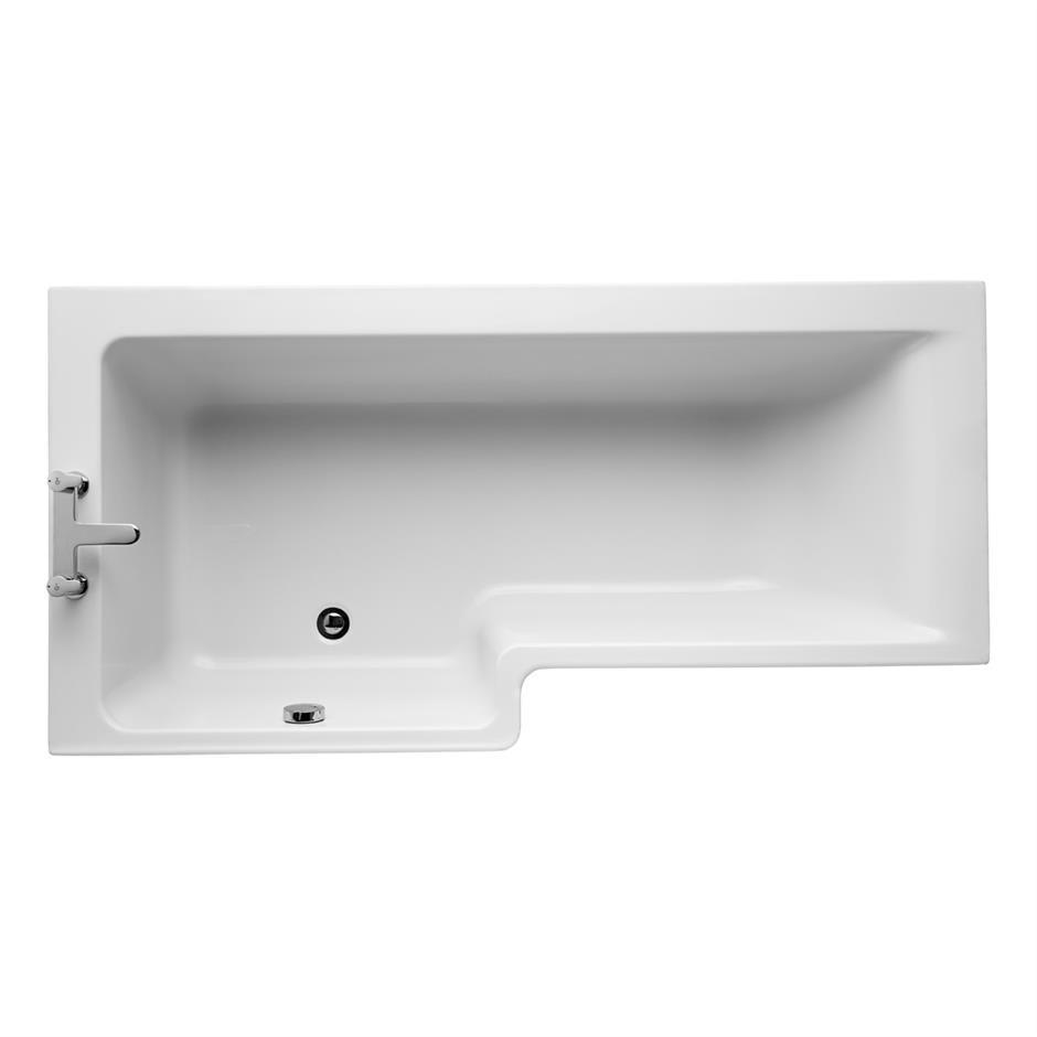 Concept 170cm x 85cm Square | Shower | Baths | Bluebook