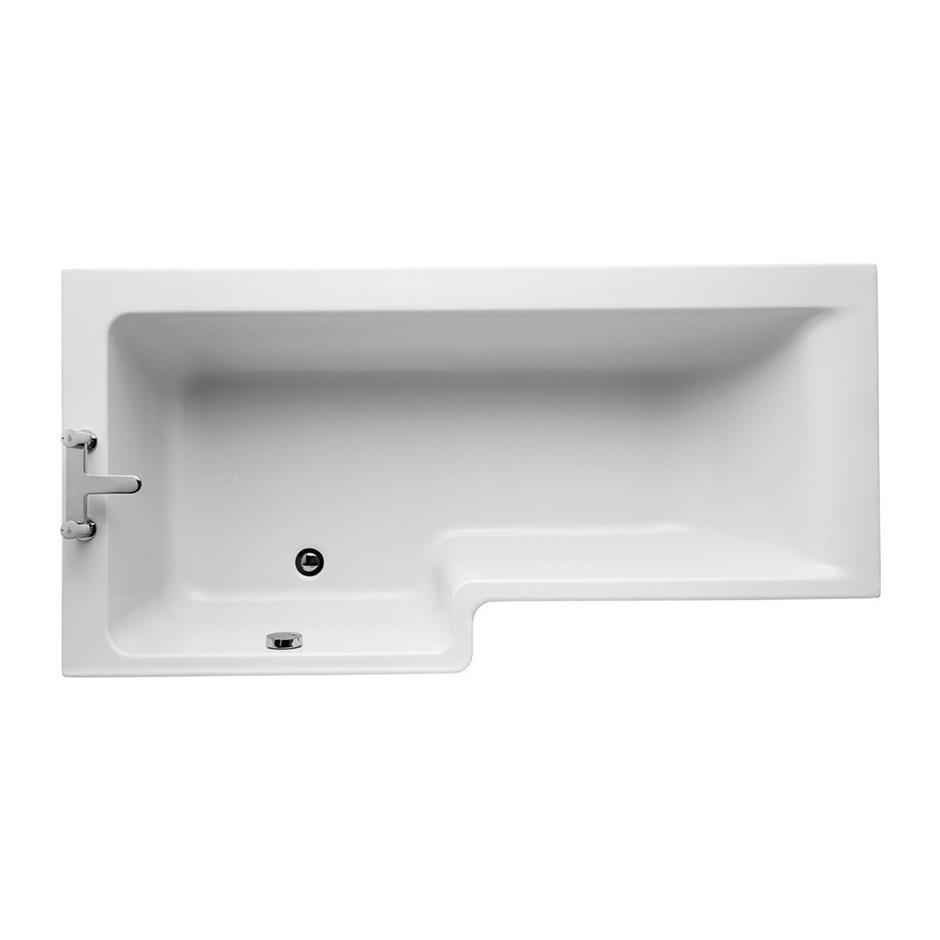 Concept 170cm x 85cm Square Idealform Plus+ | Shower | Baths | Bluebook