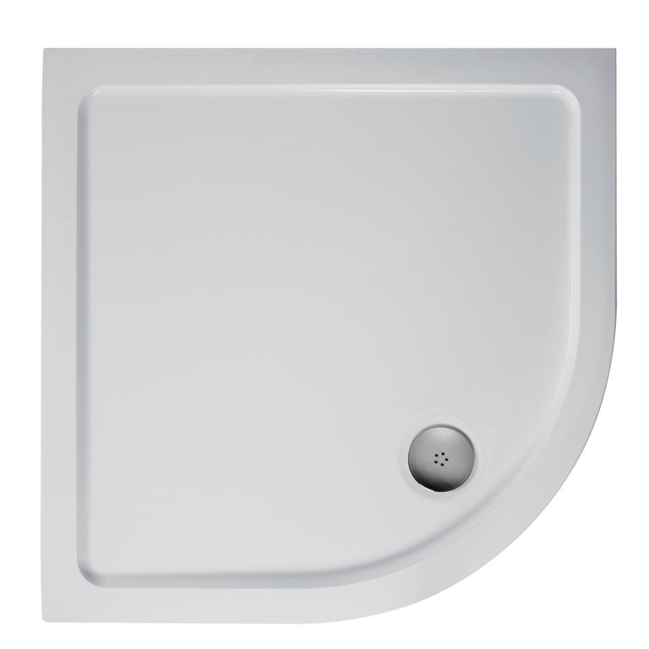 Idealite Low Profile Quadrant Flat Top Shower Tray