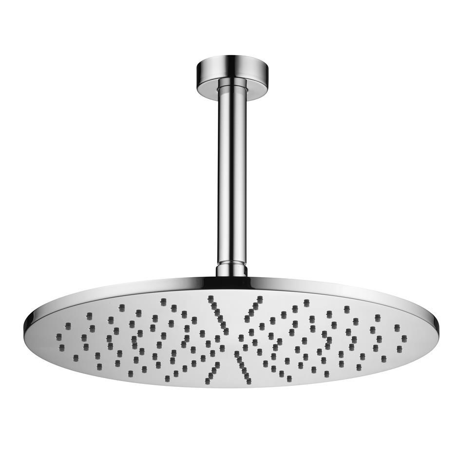 Idealrain Rainshower Fixed Ceiling Shower Head | Fixed Heads ...