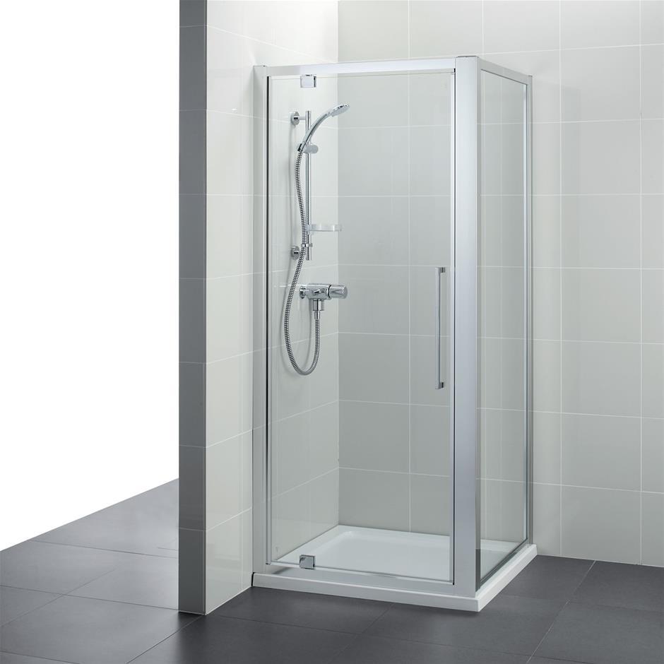 Kubo Pivot Corner Door   Corner   Shower Enclosures   Bluebook