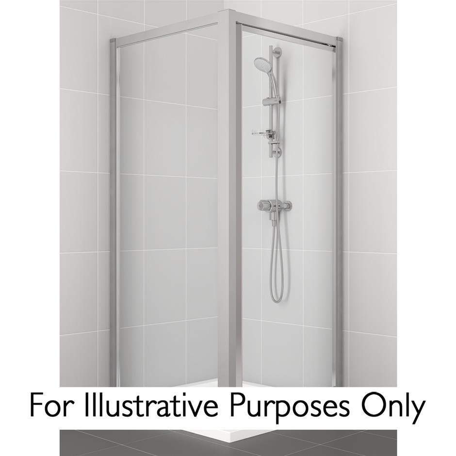 New Connect Pivot Alcove Door Alcove Shower Enclosures