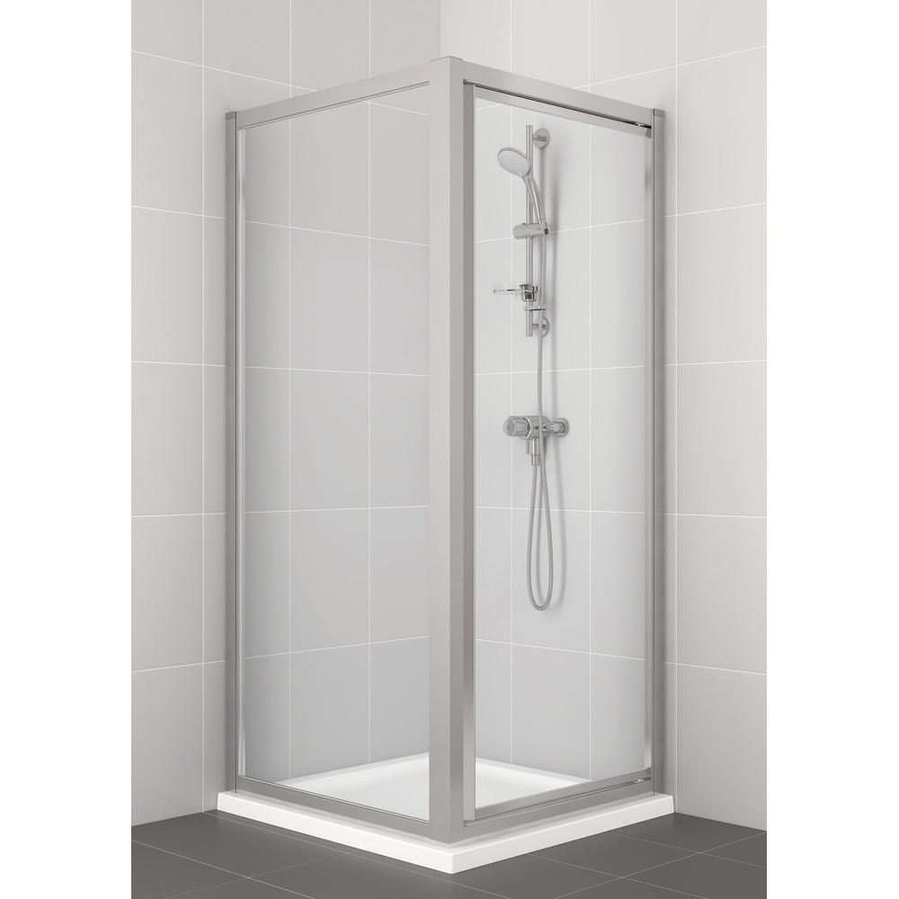 New Connect Pivot Corner Door   Corner   Shower Enclosures