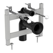 Prosys half frame for wall hung WC pans (no cistern)