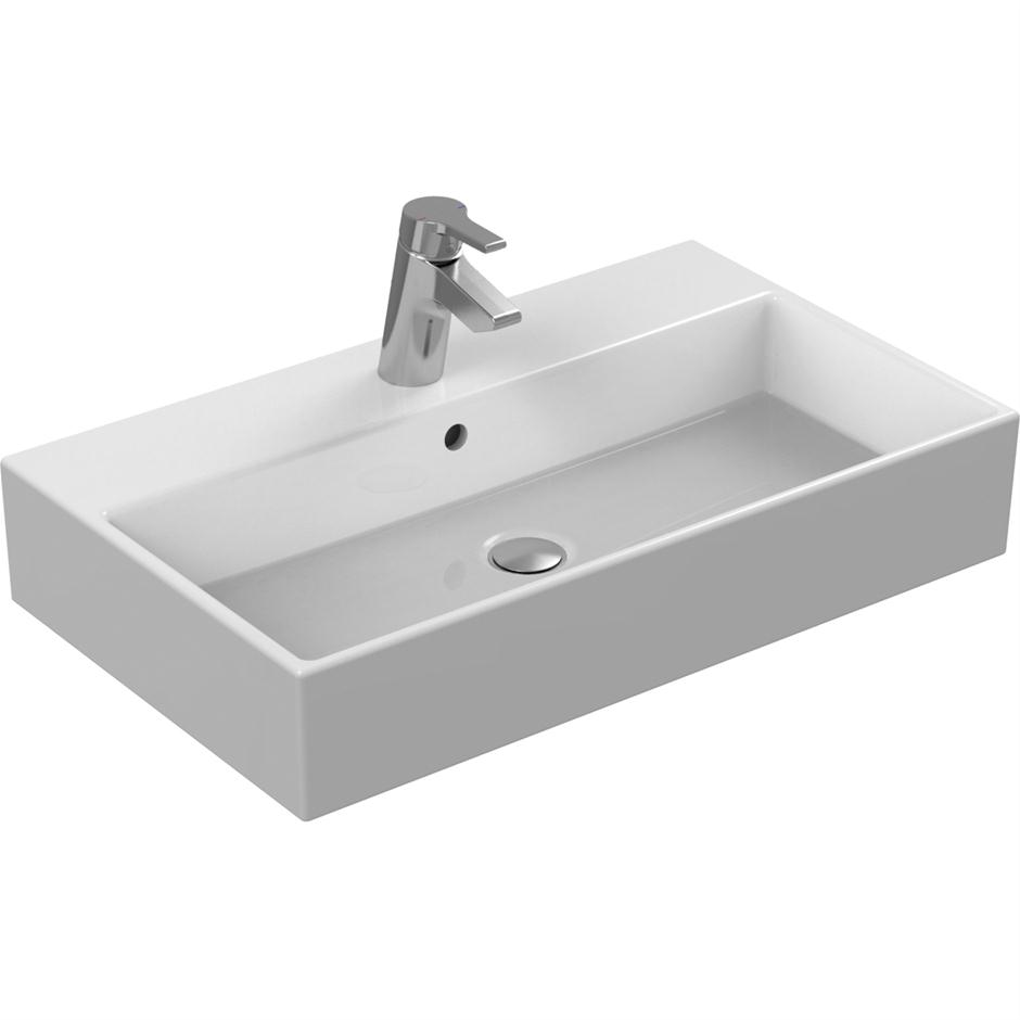 strada 70cm on counter washbasin countertop washbasins. Black Bedroom Furniture Sets. Home Design Ideas