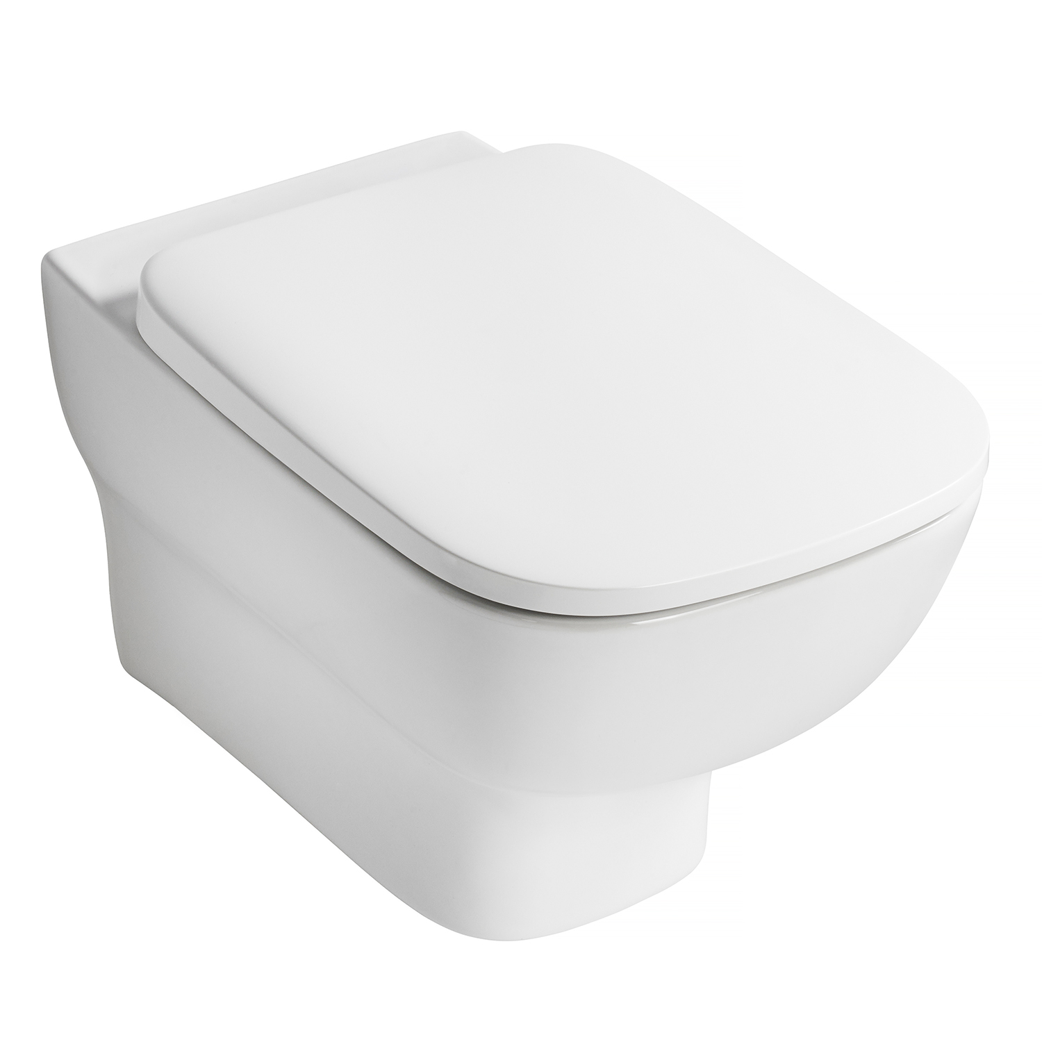 Studio Echo Wall Mounted Wc Suite Wall Hung Toilets
