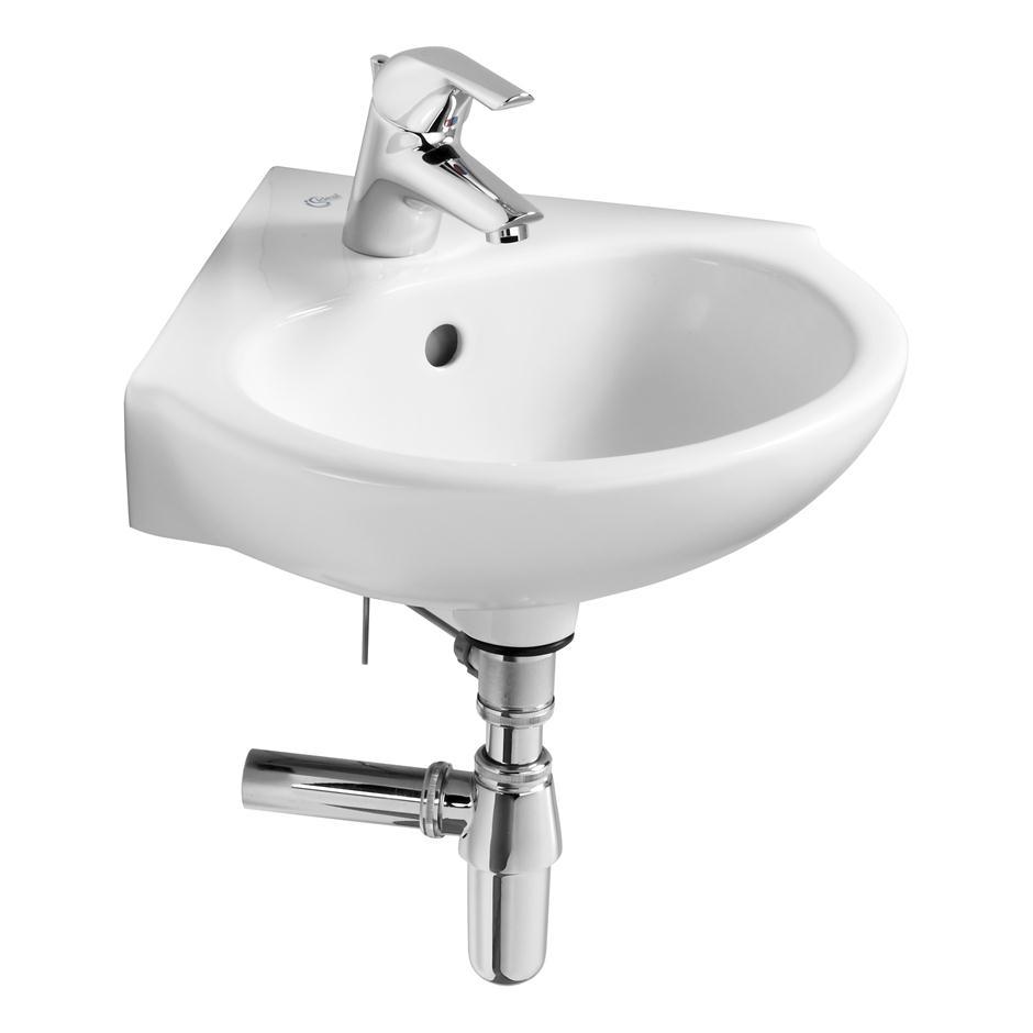 Studio 45cm Corner Handrinse Washbasin Handrinse Washbasins ...