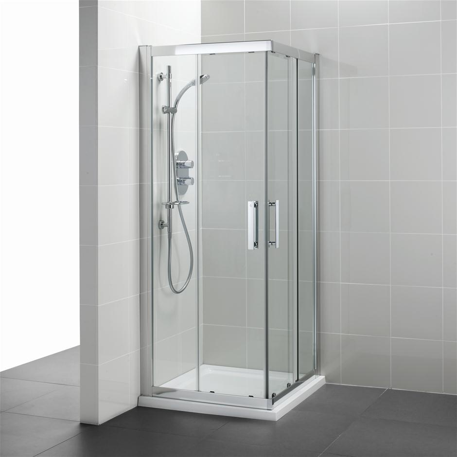 Synergy Corner Entry Enclosure | Corner | Shower Enclosures | Bluebook