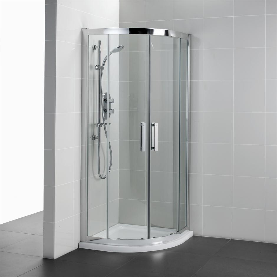 Synergy Quadrant Enclosure | Quadrant | Shower Enclosures | Bluebook
