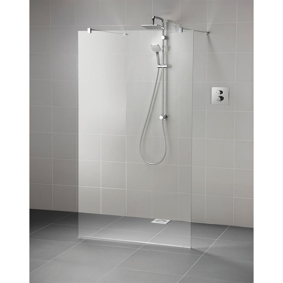 Synergy Dual Access Wet Room Panel Wet Room Shower Enclosures