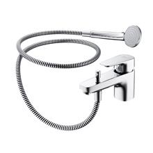 Tempo 1 hole bath shower mixer