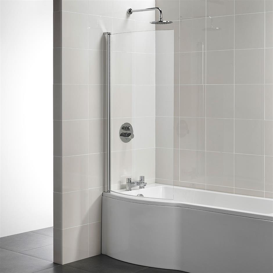 Tempo Arc Shower Bath Screen Bath Screens Baths Bluebook