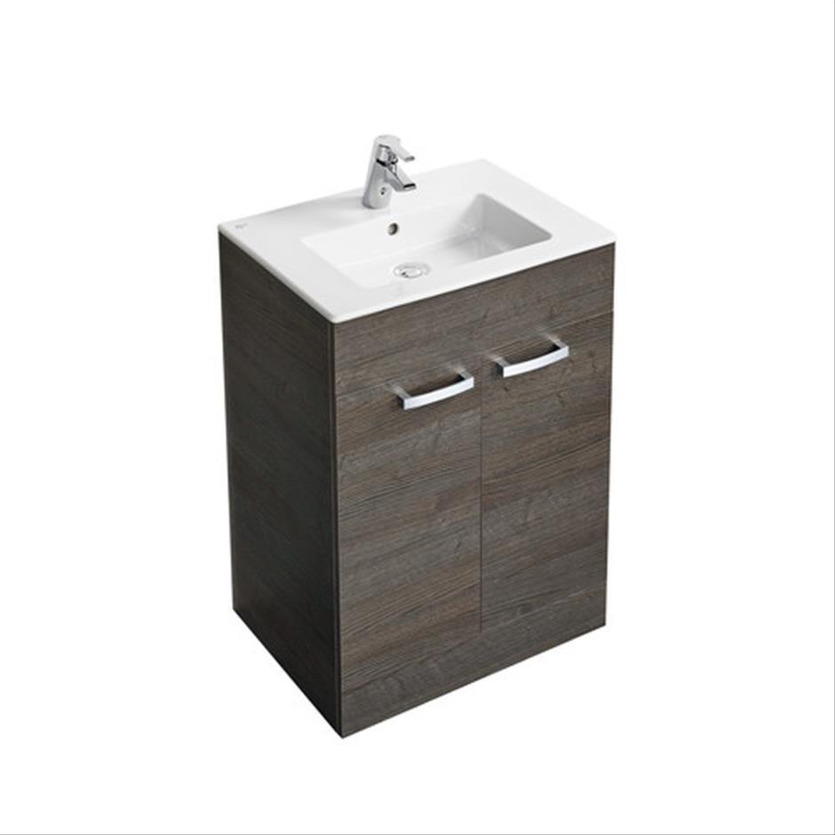 Tempo 600 500mm Floor Standing Vanity Basin Unit Basin Unit Furniture Bluebook
