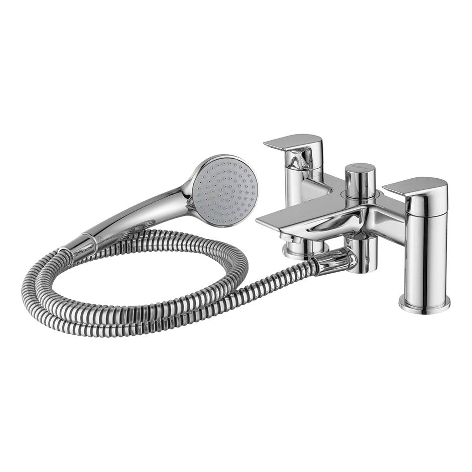 tesi 2 hole dual control bath shower mixer bath shower mixers tesi 2 hole dual control bath shower mixer bath shower mixers taps bluebook